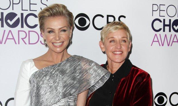 Portia De Rossi Wiki, Age, Married, Husband, Lesbian