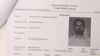 Gerard Bayden-Clay's legal documents1