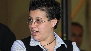 Nicky Muscat Herman's lesbian lover picked her up from jail