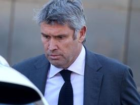 An emotional Gyngell leaves after their bromance is stitched back together