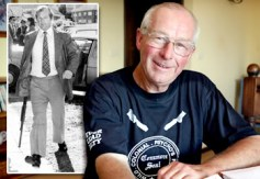 Disgraced former NSW detective Roger Rogerson