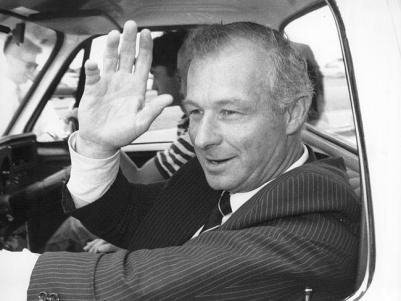 Roger Rogerson was dismissed from the NSW Police Force in 1986 and jailed in 1990 for conspiring to pervert the course of justice