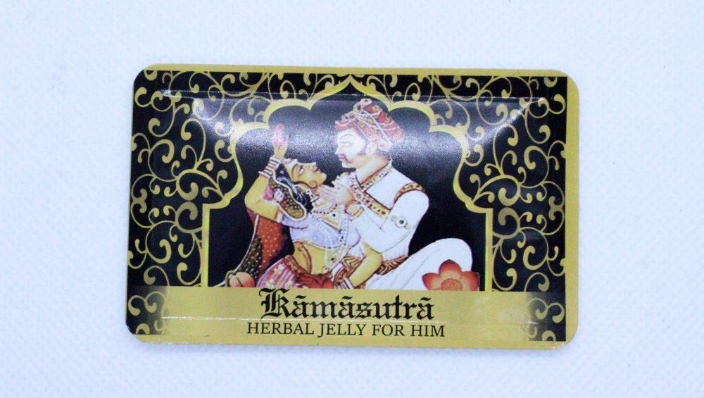 Buy Kamasutra Herbal Jelly For Men