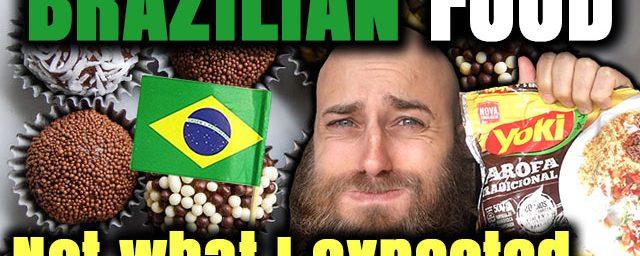 AE 442 – Vlog: Brazilian Food Isn't What I Expected | Australian vs Brazilian Food & Culture