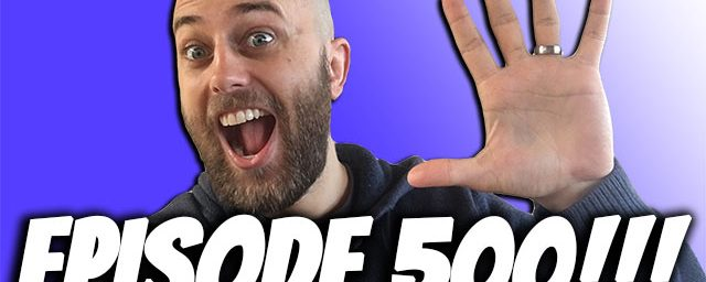 AE 500: Celebrating 500 Episodes with Special Student Guests!