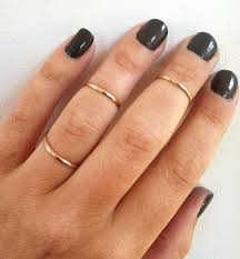 knuckle rings - the latest trend to arrive in Australia