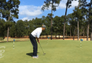 Watch this bloke execute a perfect three-putt