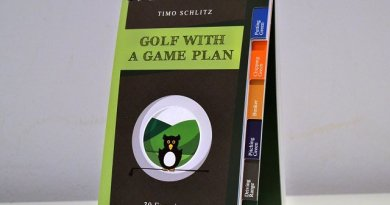 REVIEW Making practise more fun; Golf with a Game Plan book