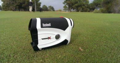 MAJOR LASER Rangefinders are now permitted in major golf championships