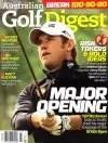 Australian Golf Digest magazine