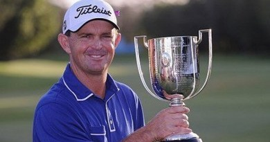 Greg Chalmers shares hilarious moment when his son sledged his chances of winning The Masters