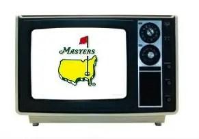 US Masters on TV