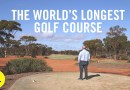 Watch this short doco on the world's longest golf course, Nullarbor Links