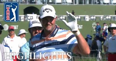 PGA TOUR / Marc Leishman shoots sizzling 10-under par opening round in Dallas