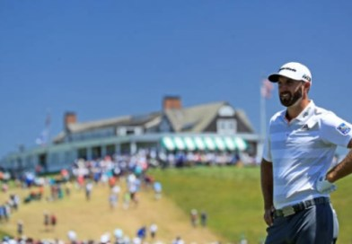 US OPEN / Dustin Johnson among the leaders at brutal Shinnecock Hills