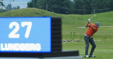 Shot Clock Masters golf tournament fast becoming a fan (and golfer) favourite
