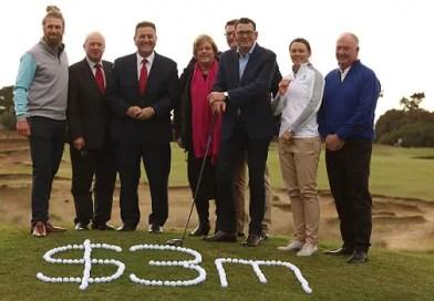 Vic Open becomes Australian golf's richest week