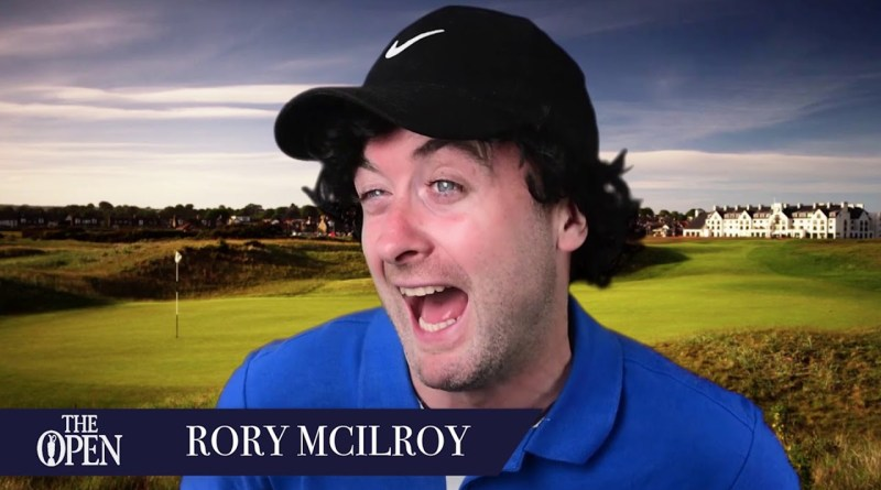WATCH / Comedian nails impressions of famous golfers including Tiger Woods, Dustin Johnson and Rory McIlroy