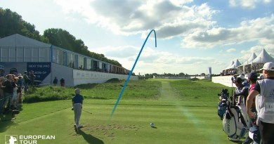 8-year-old stars and 'Beats the pros' at KLM Open