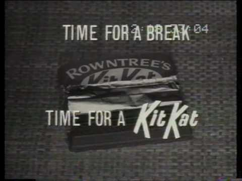 Check out this Kit Kat golf commercial from 1965