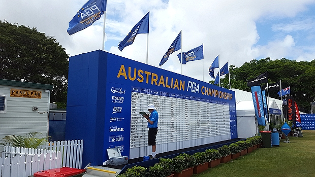 Dates confirmed for 2019 Australian PGA, Australian Open and Presidents Cup