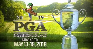 2019 US PGA CHAMPIONSHIP / Australian TV Times