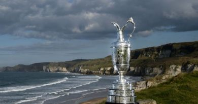 THE OPEN Scores, tee times and TV Times