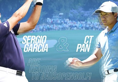 Sergio Garcia, CT Pan are the latest golfers to commit to strong Australian Open