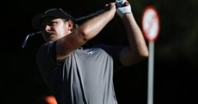 Eddie Pepperell DQ'd for running out of golf balls