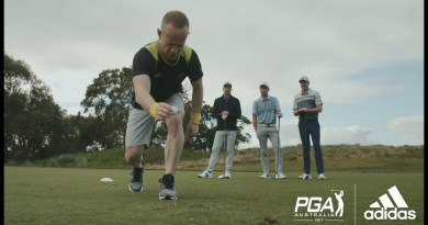 VIDEO If Australian Football rules applied to golf