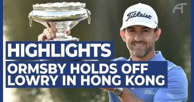 Wade Ormsby wins second Hong Kong Open: video highlights