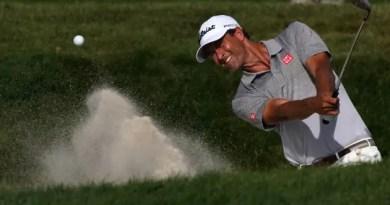 Adam Scott opts to skip Olympic Golf in Tokyo