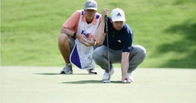 Should the practice of drawing lines on your golf ball be banned?