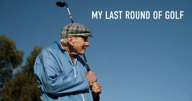 Watch this wonderful video about a 95-year-old man playing his last round of golf