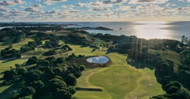 Drive, putt and birdie the day away on Rottnest Island