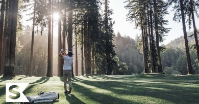 The new Adventures on Golf series with Erik Anders Lang is excellent