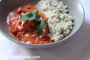 Ketp Butter Chicken