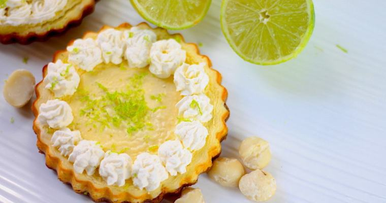 Keto Lime Pie – Australian Lime Style!