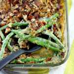 Keto Green Bean Casserole, Low Carb Green Bean Casserole