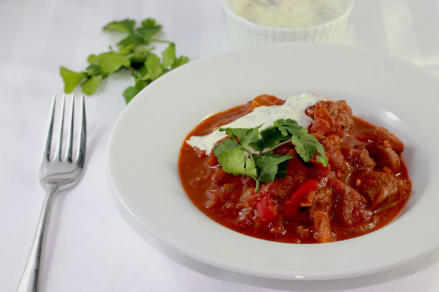 Keto Rogan Josh – Lamb Indian Curry