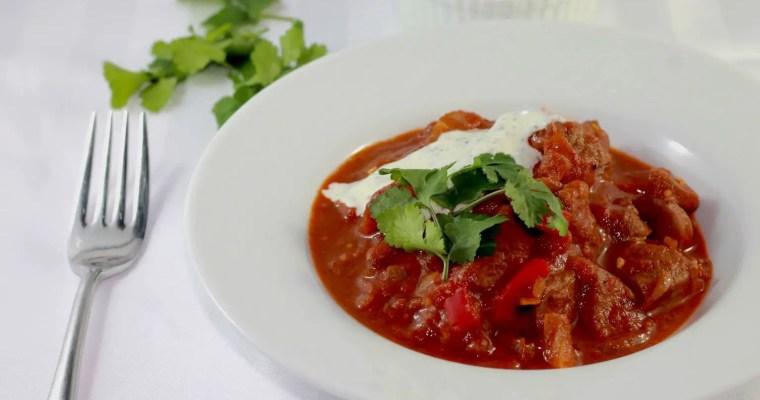 Keto Rogan Josh – Lamb Indian Curry