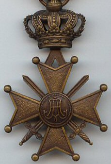 Croix de Guerre - Reverseront