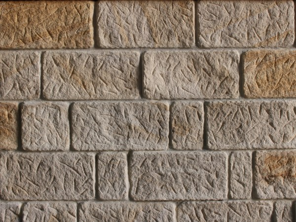 Sandstone from Australian local quarry, antique style walls tone claddings
