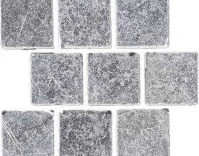 Aussietecture Bindoon cobble stone flooring, Limestone square pavers