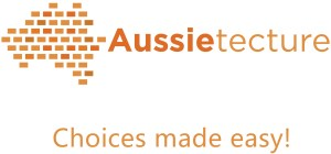 Logo of Aussietecture Australian natural stone supplier