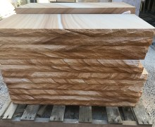Ranch capping sandstone from Aussietecture Australian stone supplier factory