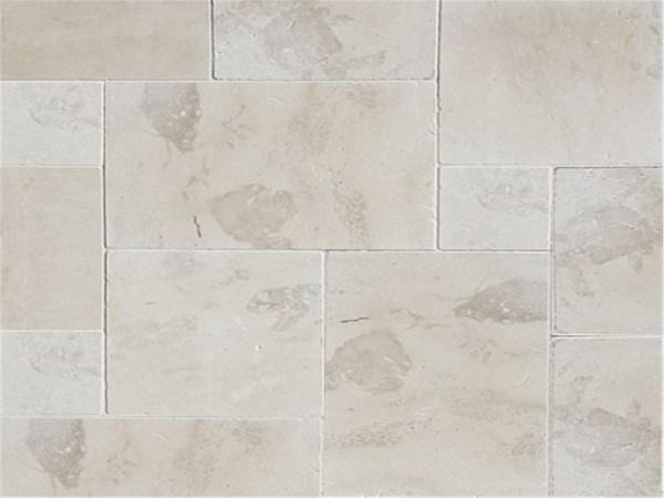 Cattai Tumbled Marble Pavers - Interior & Exterior flooring