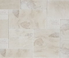Aussietecture Cattai natural flooring stone, marble tiles and pavers with tumbled finish