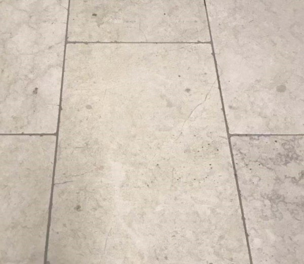 Interior floors designed with Koonya marble natural stone tiling and paving