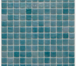 Aussietecture Fiji swimming pool mosaic, green glass mosaic for pool tiling